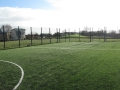 All weather football pitch Lower Mill Estate