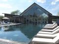 ArtSpa Outdoor heated pool Lower Mill Estate
