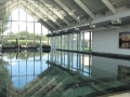 ArtSpa heated indoor pool Lower Mill Estate