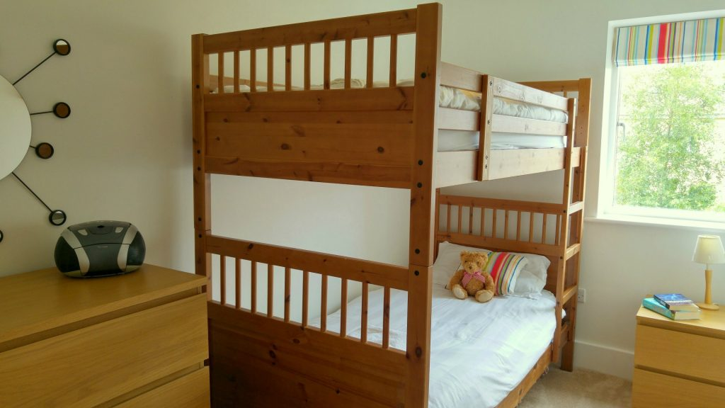 Bunk Bedroom Cotswolds Self Catering
