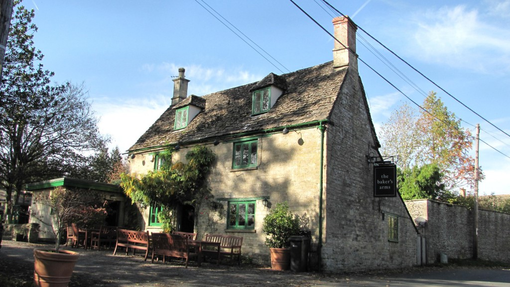 Bakers Arms (Large)