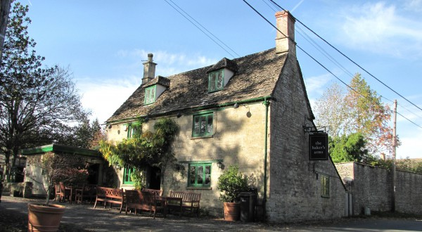 Bakers Arms Somerford Keynes