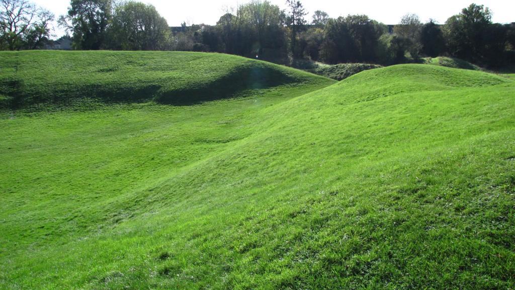 Cirencester Roman Amphitheatre Corinium
