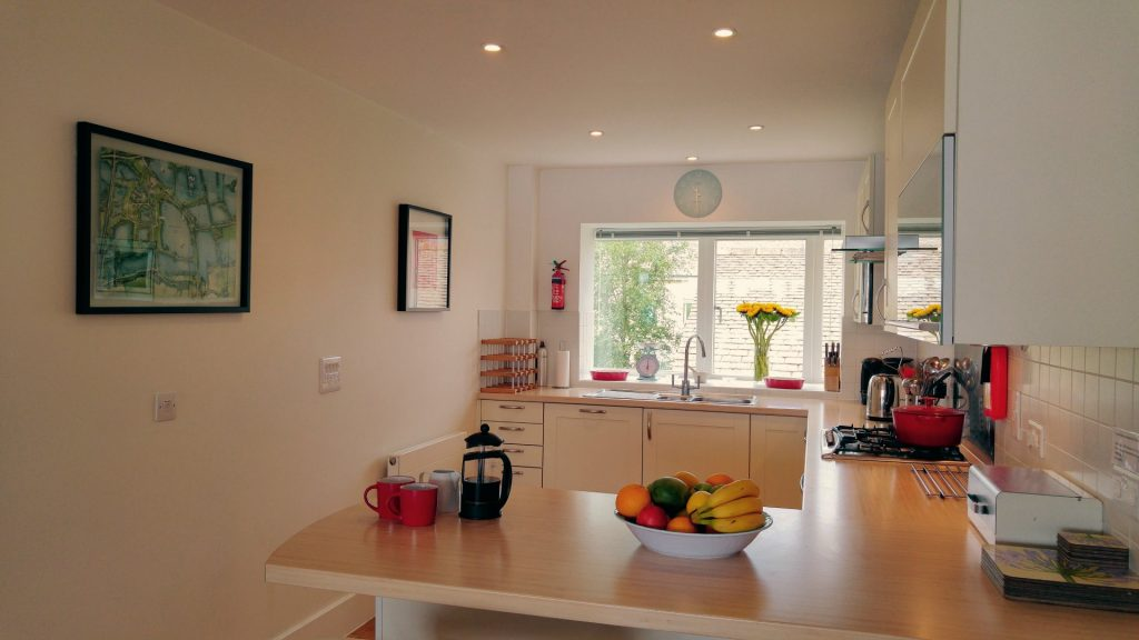 Cotswolds Self Catering Kitchen