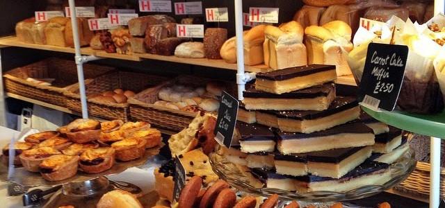 Beautifully baked handmade Hobbs House bread