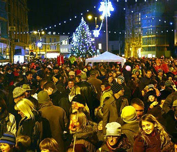 Cirencester Christmas Lights and Advent Festival