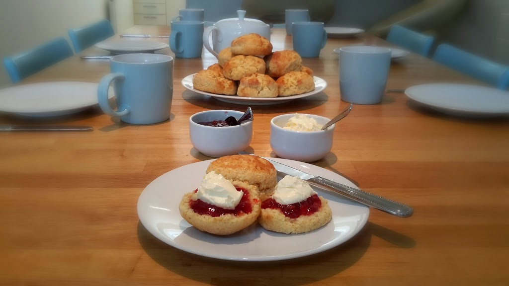 Afternoon tea at Daisy Chain