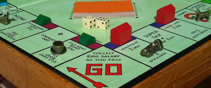 Collect £200 as you pass go