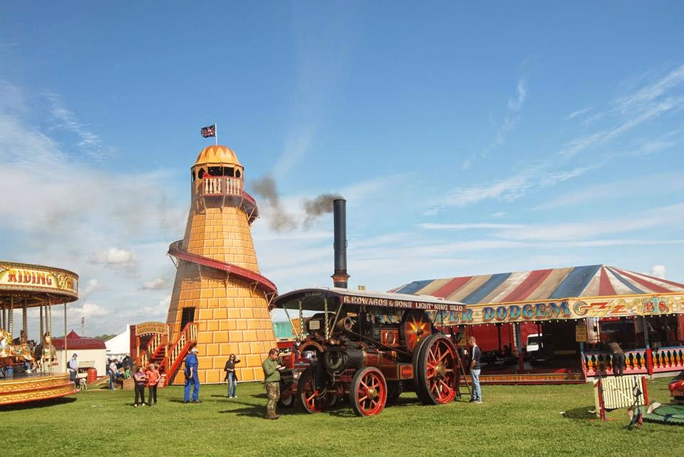 Gloucestershire Steam & Vintage Extravaganza