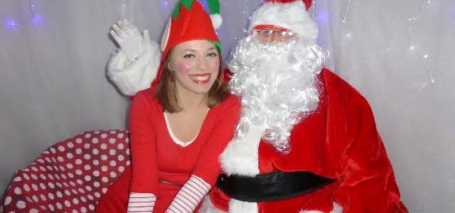 Meet Santa at Batsford Arboretum