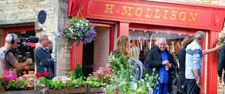 Cotswolds Villages – the perfect film set