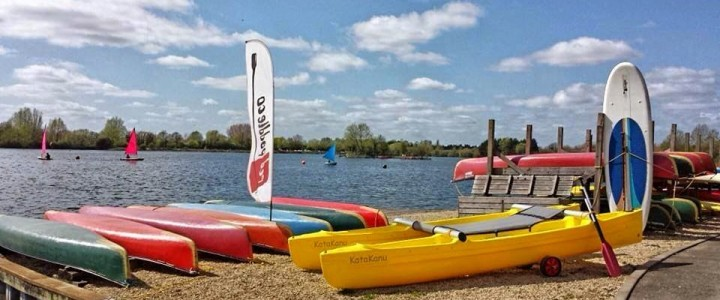 South Cerney Outdoor Epic May Open Day
