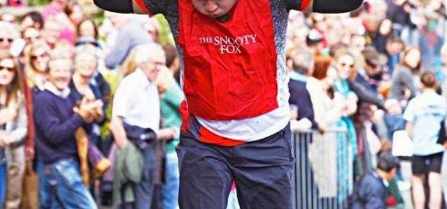Tetbury Woolsack Race