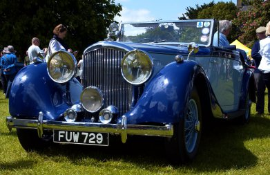 Broadway Vintage and Classic Car Show