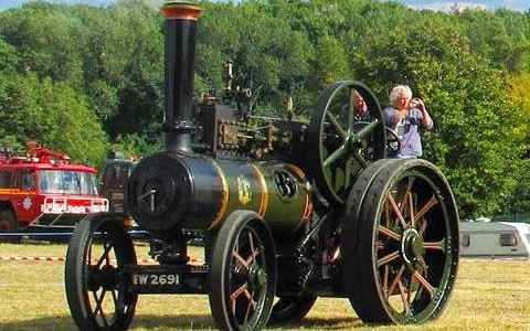 Northleach Steam and Vintage Show, 12th – 13th September 2015