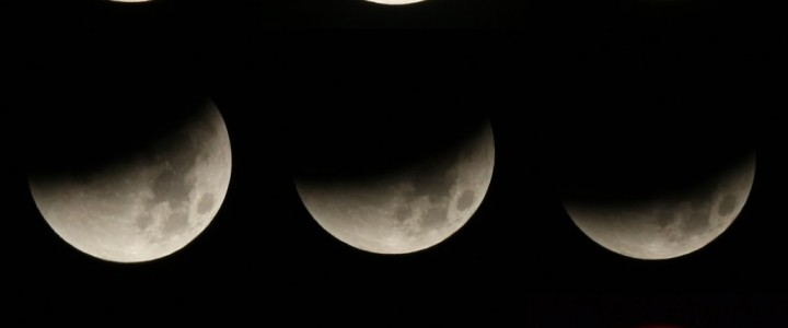 Amazing Supermoon Lunar Eclipse