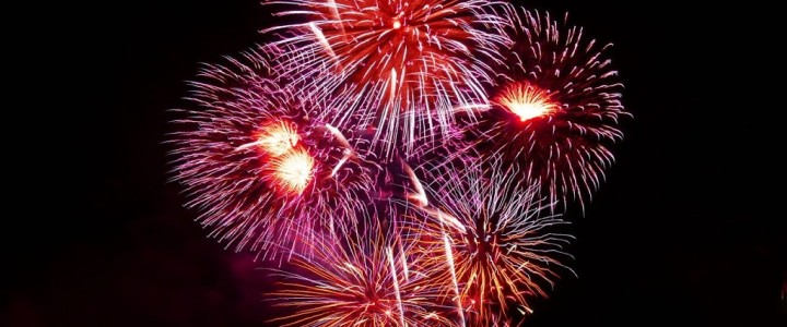 Fireworks – Ashton Keynes
