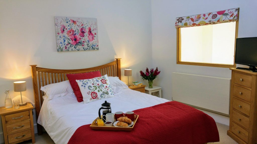 Master Bedroom Cotswolds Self Catering