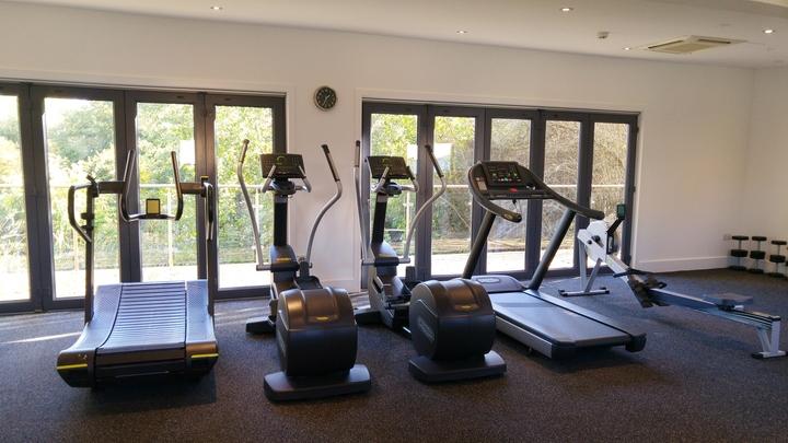 Lower Mill Estate Gym